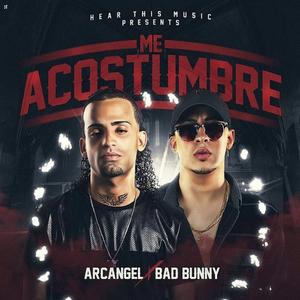 NVIeA4q - Arcangel Ft. Bad Bunny - Me Acostumbre (Original)