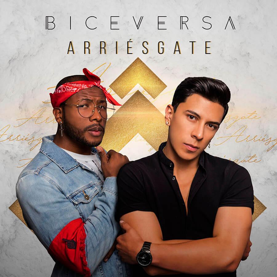 """NcRrPLl - """"Arriésgate"""" la nueva propuesta musical de Biceversa"""