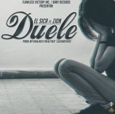 OTc39W6 - Cover: El Sica Ft. Zion – Duele