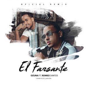 Ozuna Ft. Romeo Santos El Farsante Official Remix 300x300 - Anuel AA Ft. Romeo Santos – Quiere Beber (Official Remix)