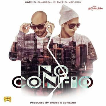 QnATSHx - Lyan Ft. Elio Mafiaboy - No Confío