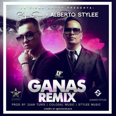 S2RFBOW - Pipe Erre Ft. Alberto Stylee - Ganas (Official Remix)