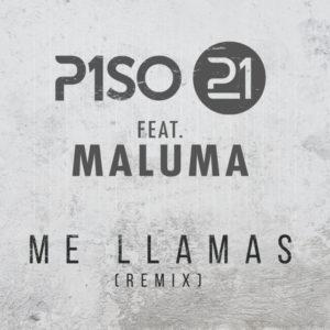 S4FsrVT - Piso 21 Ft. Maluma - Me Llamas (Official Remix)