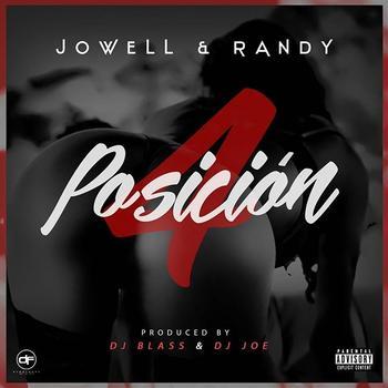 TQVDKXo - Jowell & Randy - Posición 4 (La Alcaldia Del Perreo)