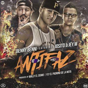 UaWJ3YD - Benny Benni Ft. Josito & Jey M - Antifaz