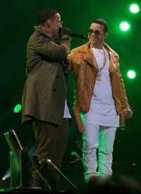VrAmhMH - J Alvarez con explosiva presentación en el Staples Center junto a Daddy Yankee