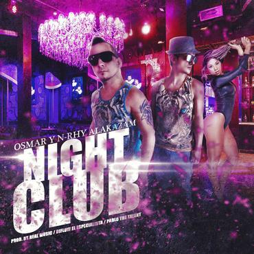 XEN9xwt - ConeXion MJ – Arena Night Club (Invitación) (2013)
