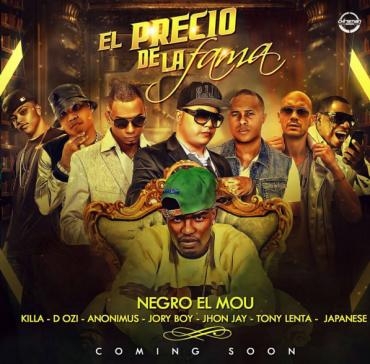 Negro El Mou - Hoy Quiero Buscarte (Prod By SUG Musik)