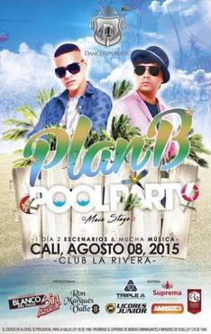 XvRoB9y - Evento: Plan B – Club La Rivera (Cali, Colombia) (08 Agosto, 2015)