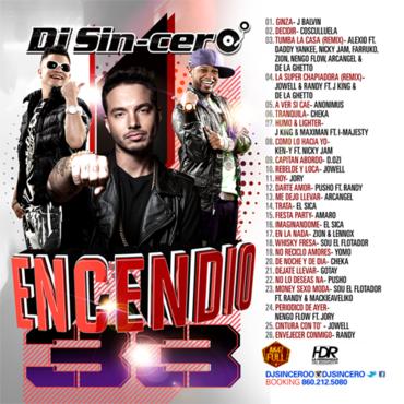 YDuF0hv - DJ Sincero - Encendio 33 (2015)