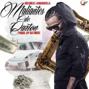 YJraOFi - Maliantes De Carton - Dannstar Ft. Goro La Bestia Musical Y El Diego (Prod. By JavoTheProducer)