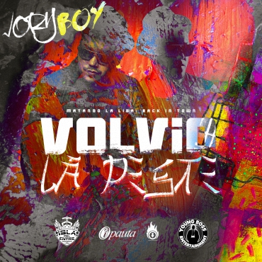 YkJjVjf - Jory – Volvio La Peste (Official Preview)