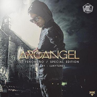 ZRoU7Om - Arcangel - El Fenomeno (Special Edition) (2015)