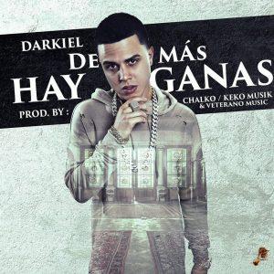 a15LLw4 - Darkiel - De Más Hay Ganas