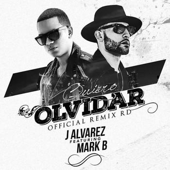 ar2vjehxdf64 - J Alvarez Ft Mark B - Quiero Olvidar (Oficial Remix)