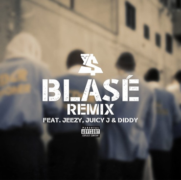 axzZrVL - Ty Dolla $ign Ft Jeezy, Juicy J Y Diddy - Blasé (Remix)