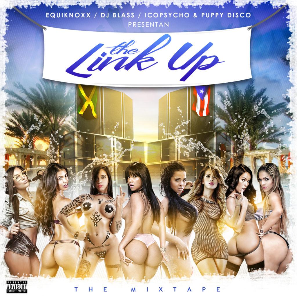 """blass 1 1024x1024 - ¡Atención! Lanzan versión no oficial de """"The Link Up"""", el nuevo mixtape de Dj Blass"""