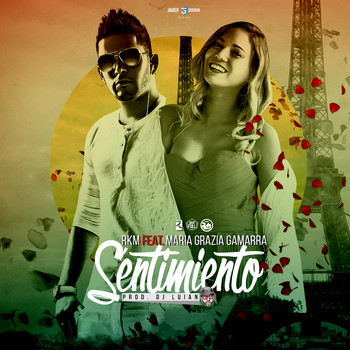 by3pl0o3pban - RKM Ft María Grazia Gamarra - Sentimiento (Official Remix)