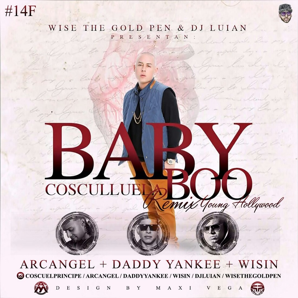 dEJ6xAP - Cosculluela Ft. Daddy Yankee, Arcangel Y Wisin - Baby Boo (Official Remix)