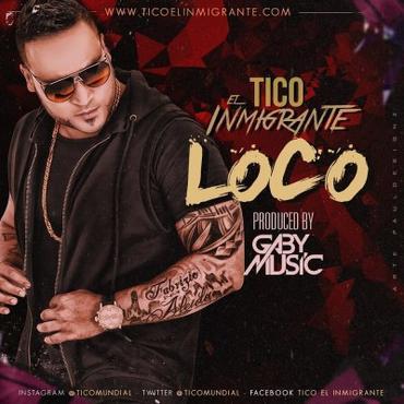 """eEA5egO - Tico """"El Inmigrante"""" - Naciste Para Mi (Prod. By Reggi """"El Autentico"""" & David """"El Genio"""")"""