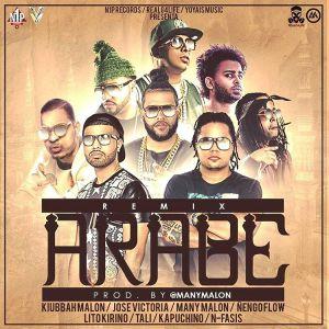 eHGuEl6 - Kiubbah Malon Ft. Jose Victoria, Many Malon, Ñengo Flow, Lito Kirino, Tali, Kapuchino Y N-Fasis - Arabe (Official Remix)