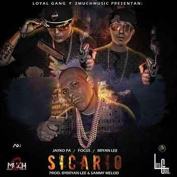 eaxaq1y4vul6 - Elio MafiaBoy – Pa Que Te Me Pegues (Prod. by Andre The Giant y Bryan Lee)