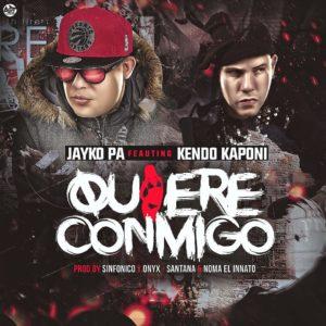 eqsIhIm - Jayko Pa Ft. Joha y Kendo Kaponi - Quiere Conmigo (Official Remix)