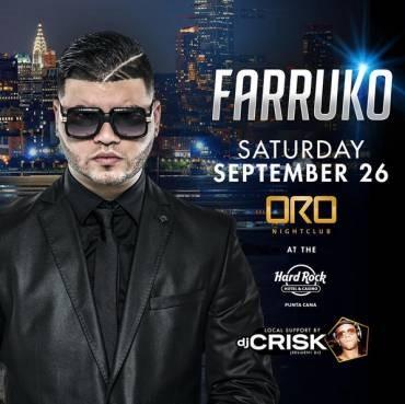 gkP5qGO - Evento: Farruko – Hard Rock (Punta Cana, RD) (26 Septiembre, 2015)