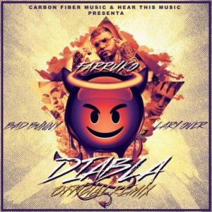 gyhIoar - Farruko Ft. Lary Over & Bad Bunny - Diabla (Official Remix)