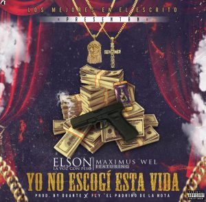 hTUQa6g - Elson La Voz Con Peso - Vamos Pa Encima