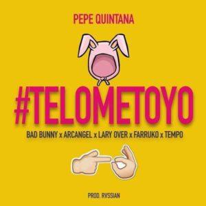 iO9OJhw - Bad Bunny Ft. Arcangel, Lary Over, Farruko Y Tempo - Te Lo Meto Yo