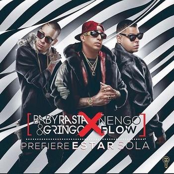 ilhv0tqzozjj - Baby Rasta y Gringo Ft Ñengo Flow - Prefiere Estar Sola (Official Video)