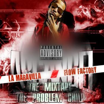 k0dt9x5ka28o - Arcangel - The Problem Child (The Mixtape) (2011)