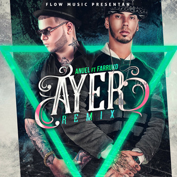 k9fre2nt1sdo - Anuel AA Ft. Farruko - Ayer (Official Remix) (Original)