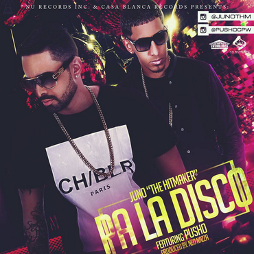 kBiudcX - Juno The Hitmaker Ft. Pusho - Pa La Disco