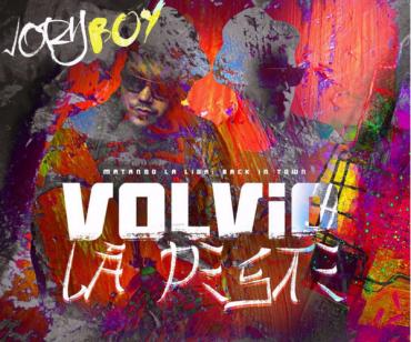 kY8olot - Jory – Volvio La Peste (Official Preview)