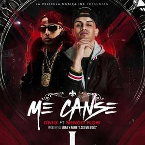 lOhP2Tn - Jey The Flow - Me Canse (Prod. by Jey The Producer & Dj Rolands)