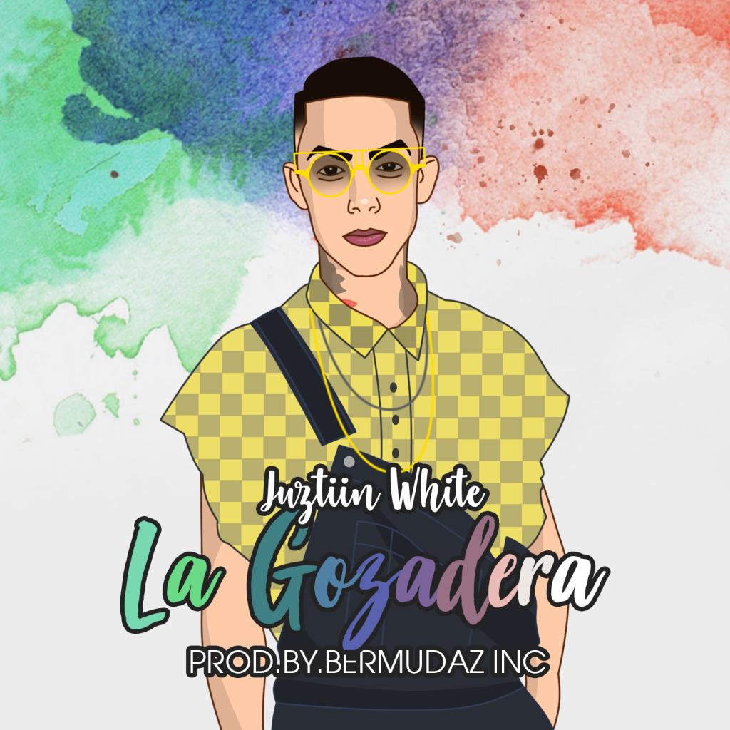 lacoquillita logo 610 - Juztiin White - La Gozadera (Prod. Bermudas Inc)