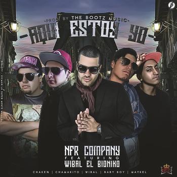 lbOypR2 - Egen La Evolucion Ft Peko Ft Santino - Estoy Aqui ( Prod. By I-Wanna Music & FH Records)