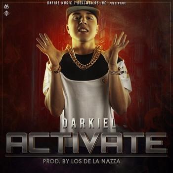 m1eu5d8t3gfv - Cover: Darkiel – Activate (Prod. Los De La Nazza)