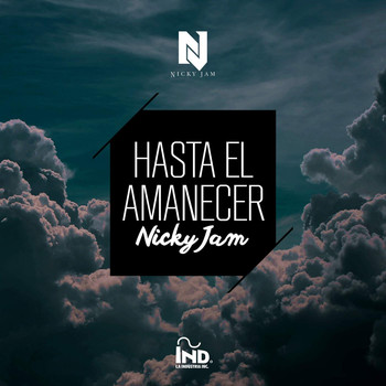 n9ym63zs5f7m - Nicky Jam – El Amante – Single iTunes Plus AAC M4A 2017