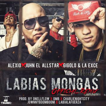 nhfhdmiswx49 - Alexio 'La Bestia' Ft. Juhn 'El All Star' Y Gigolo & La Exce – Labias Mongas (Official Remix)