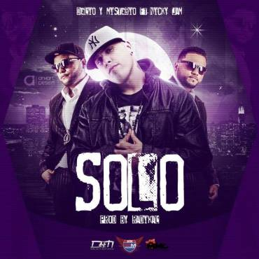 nl0HLeF - Delio y Misterio Ft Nicky Jam - Solo (Prod.By Radikal)