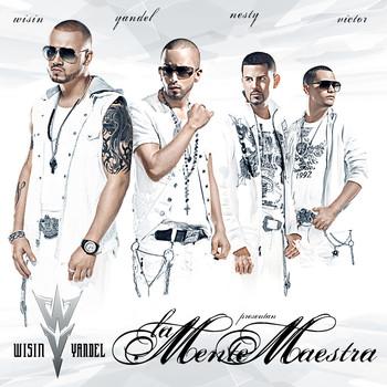 okxi46sha74e - Wisin & Yandel - La Mente Maestra (2008)