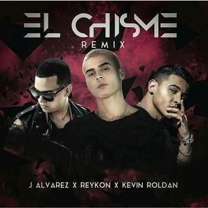 pD14xSC - Reykon Ft. J Alvarez Y Kevin Roldan - El Chisme (Official Remix)