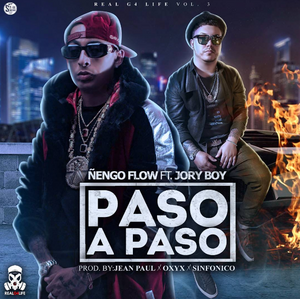 pkkf4ql - Ñengo Flow Ft Jory Boy - Paso a Paso (Real G 4 Life) (Vol. 3)