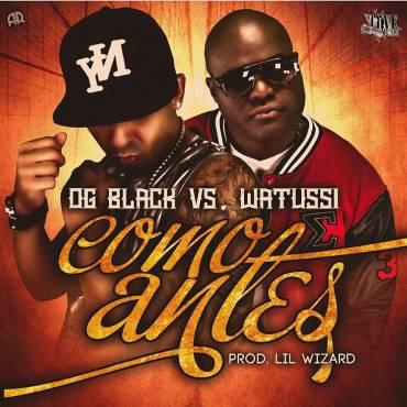 qtwXFON - OG Black vs. Watussi - Como Antes