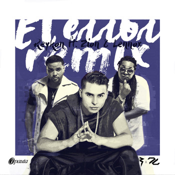sgf10chu4dyk - Reykon Ft. Zion y Lennox - El Error (Official Remix)