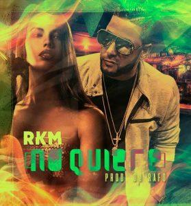tAzO9Yg - RKM - No Quiere (Original)