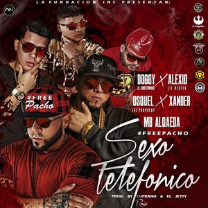 tn09ZAl - Doggy Ft. Alexio La Bestia, Osquel, MB y Xander - Sexo Telefónico (Official Remix)